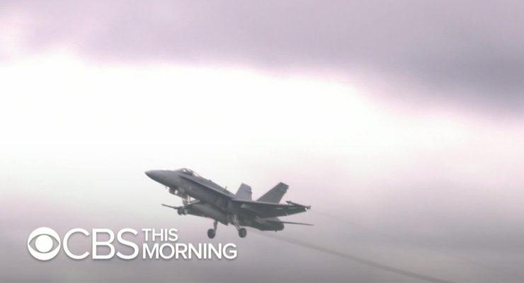 As Fossil Fuels Melt Arctic, Pentagon Dreams of North Pole War