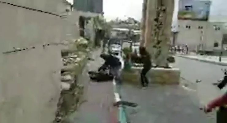Israeli security forces arrest 1 Palestinian journalist, and injure another covering protests