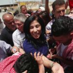 Palestinian prisoner Khalida Jarrar in her own words: The age of freedom will come