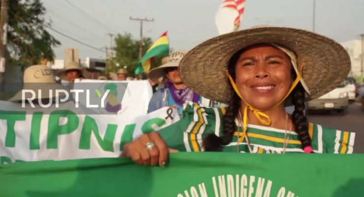 The Contribution of Indigenous People to Fighting Climate Change is Hanging by a Thread in Bolivia
