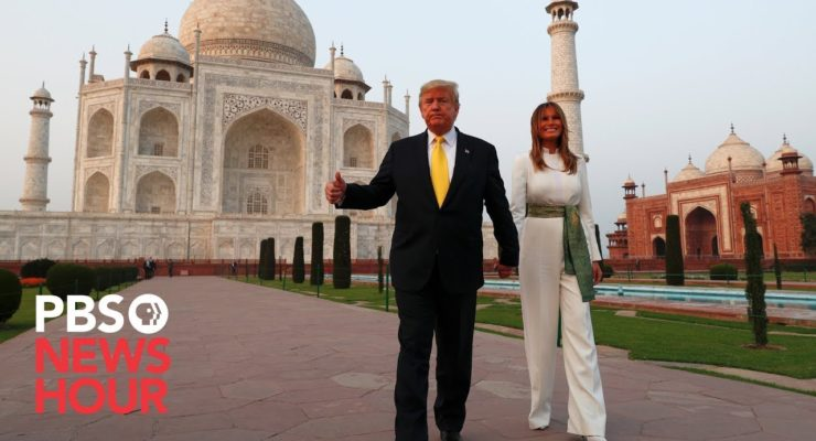 The Trumps don't have a Right to the Taj Mahal