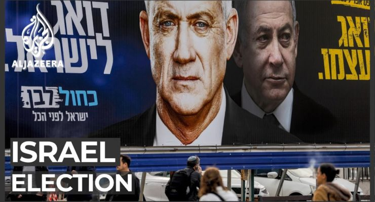 Israel's Democracy at a Crossroads: Can Benny Gantz halt the Slide into Illiberalism?