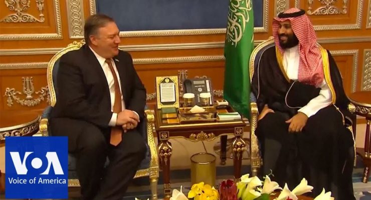 The Contango Tango: SecState Pompeo Pressures Saudis to Raise Gasoline Prices, Harming US Consumers