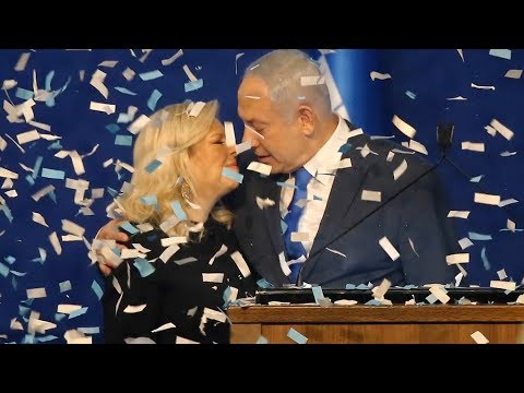 """Netanyahu, failing to get a majority for the third time, Lashes out at Foes as """"Arab Terrorists"""" and Jewish Terrorist-Lovers"""