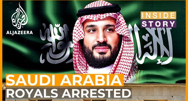 Night of Long Knives: Saudi Arabia's Crown Prince Grasps for Absolute Power