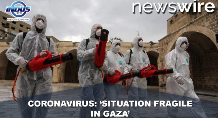 Palestinians in Gaza Face Coronavirus alone after 14-Year Israeli Lockdown