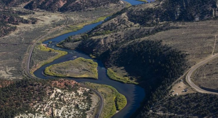 Climate Change is already Diminishing the Colorado River, U.S. Researchers Find