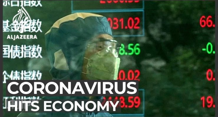 The Coronavirus has sent Stocks Plummeting – Could a Recession be Next?