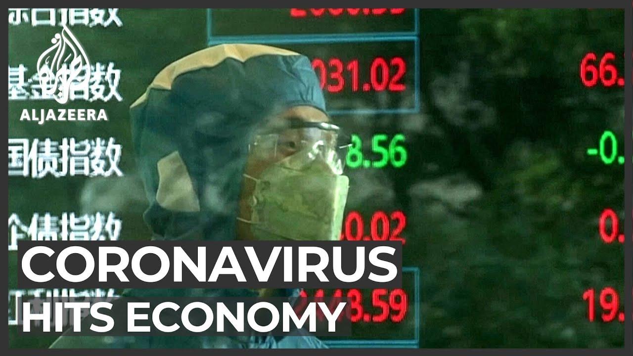 The Coronavirus has sent Stocks Plummeting – Could a Recession be Next?