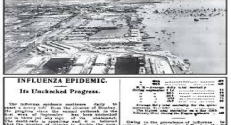 1918 flu pandemic killed 12 million Indians, and British overlords' indifference strengthened the anti-colonial movement
