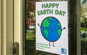 With much of the planet on lockdown, Earth Day goes digital