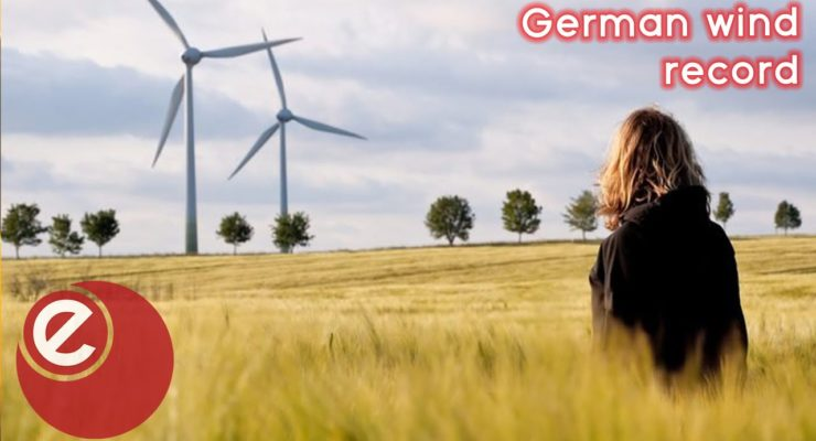 "Even German Conservatives, Corporations make Green New Deal, Climate ""Top Priority"" after Pandemic"