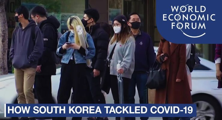 How did we Become so Backward?  S. Korea has US Equivalent of 1,311 Coronavirus Deaths as we hit 16,000