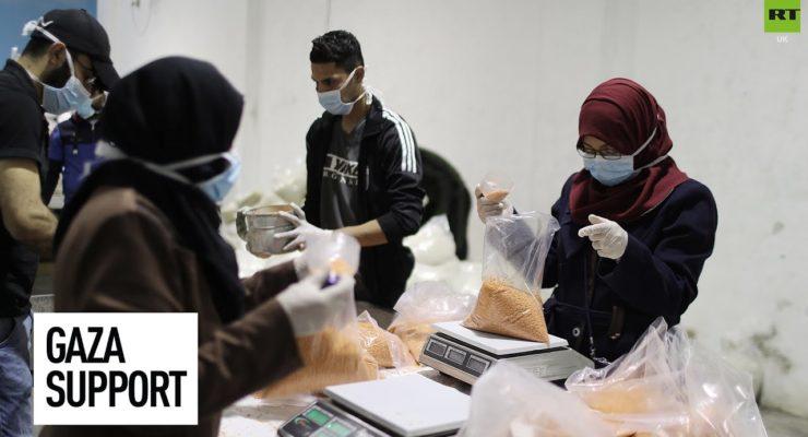 Israel Blocks Coronavirus Respirators, Aid, to Gaza until Remains of 2 Israeli Invaders are Returned