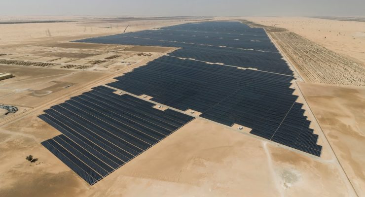 Lowest Solar bid in World History for new Abu Dhabi Facility, as expensive Coal, backed by Trump, declines further