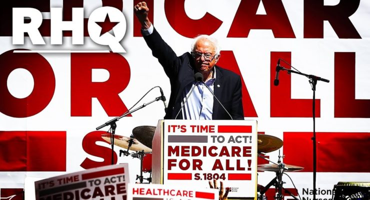 The US Public Now Wants Medicare for All and the Nordic Model– But a Social Movement is Needed