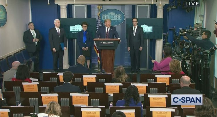 Trump, Inc.: How Jared Kushner is Tackling White House Coronavirus Response — Without Any Evident Experience