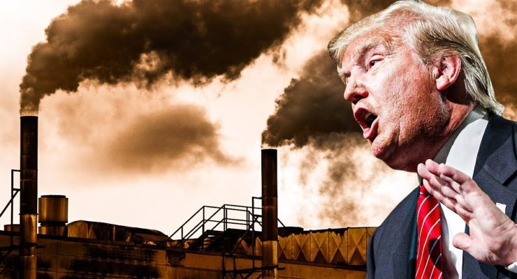 Trump's Environmental Protection Agency just gave Polluters a License to Kill