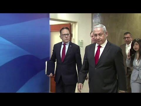"As Corrupt Netanyahu goes on Trial, former Israeli PM Olmert says he Runs Lawless ""Mafia"""