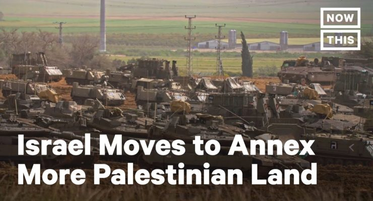 """Israel's Netanyahu says the Quiet Part Out Loud:  Palestinians to be """"subjects,"""" not Citizens in Apartheid Annexation"""