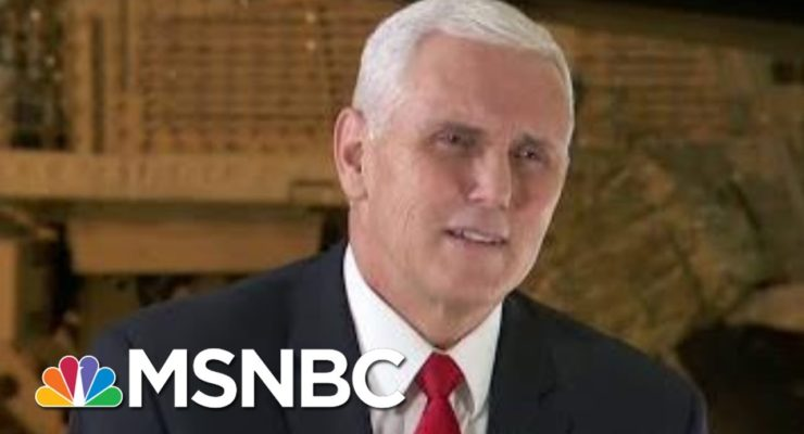 Pence, who urged Impeachment of Bill Clinton for Lying, Would join Trump in Welcoming Confessed Liar Michael Flynn back to White House