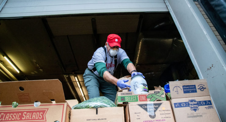 Sadistic or Crazy?  Trump is cutting Food Stamps in the Midst of Pandemic Depression