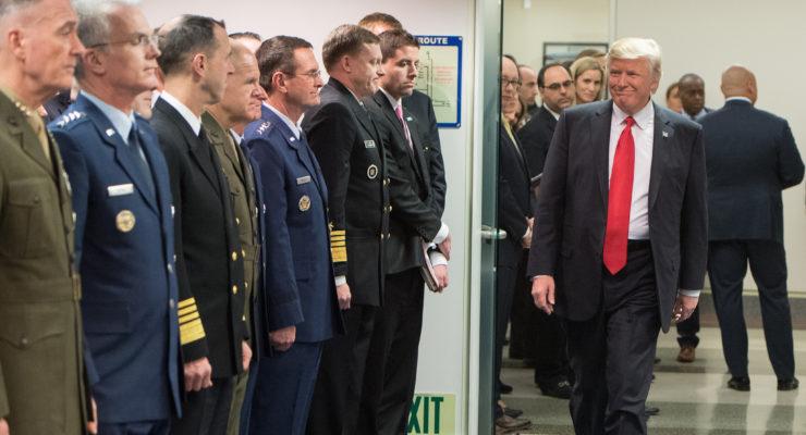 Defund the Pentagon, Too
