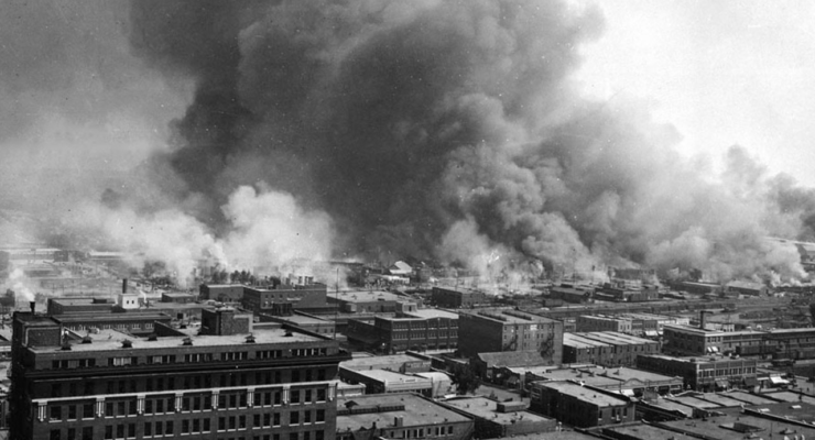 From grandfather to grandson, the lessons of the Tulsa race massacre