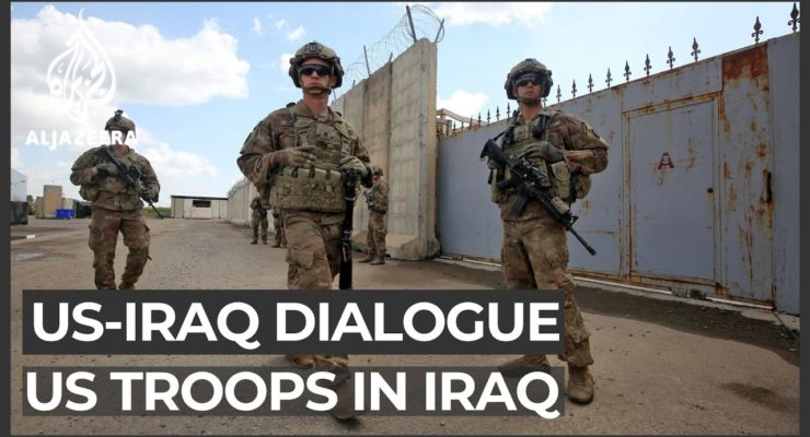 Another Screw-Up: Iraq announces Gradual US Troop Withdrawal, in Aftermath of Trump's Strike on Local Generals
