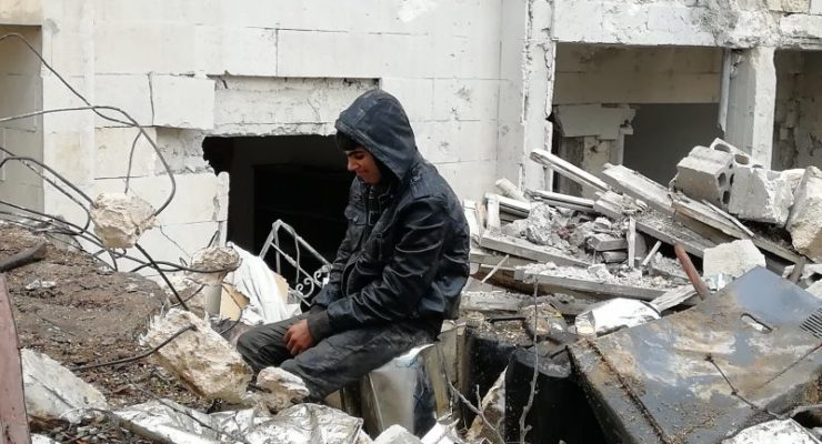 In northern Syria, COVID-19 Threatens Escalation of an already Dramatic Humanitarian Crisis