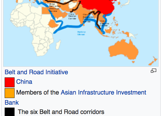 How Trump lost Iran to China: 25-Year 'Lion-Dragon Deal' makes Iran part of One Belt, One Road