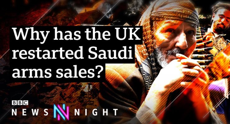 Despite Saudi Atrocities in Yemen, Trump and Boris Johnson are Addicted to Arms Sales to Riyadh