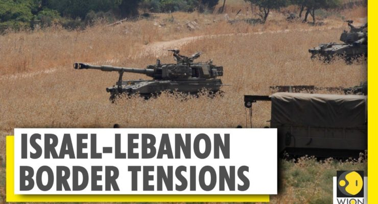 Is Netanyahu Wagging the Dog with Claims of Hezbollah Clashes (Which Hezbollah doesn't Know about)?
