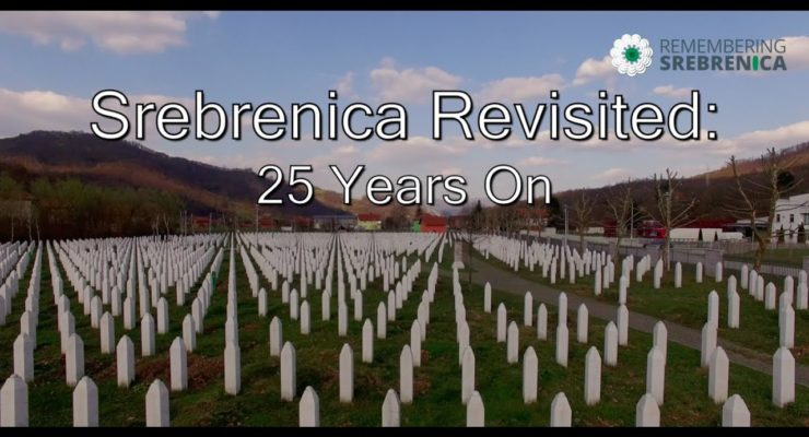 Never Again? 25 Years Ago, Christian Serbs Committed Genocide against 8,000 Bosnian Muslims on European Soil